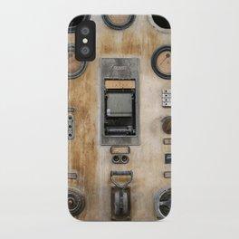 Captain Nemo iPhone Case