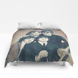 Beatle - John, Paul, George, and Ringo Comforters