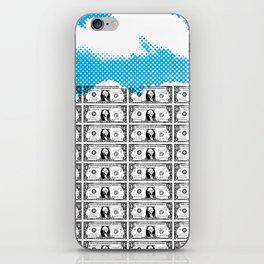 Wall iPhone Skin