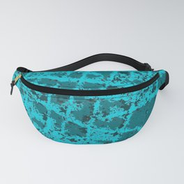 Blue Hippo Fanny Pack