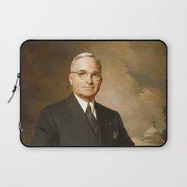 President Harry Truman Laptop Sleeve