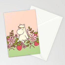 Pradera de Frutilla Stationery Cards