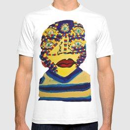 News and eyes T-shirt