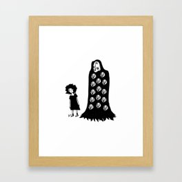 Stalkers Framed Art Print
