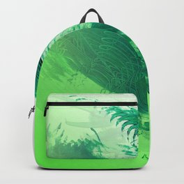 Green Smear Backpack