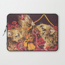 Bonds in Blood Laptop Sleeve