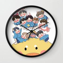 Baby Kindergarden Wall Clock