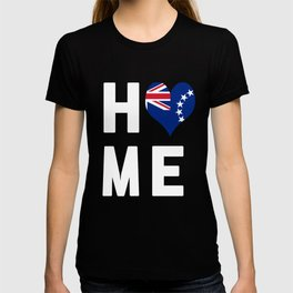 Cook Islands Is My Home T-Shirt T-shirt