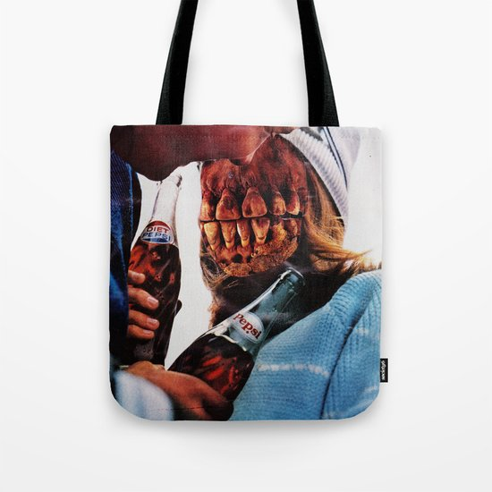 Soda Sop Tote Bag