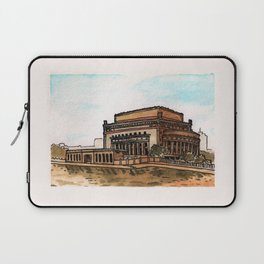 Philippines : Manila Central Post Office Laptop Sleeve