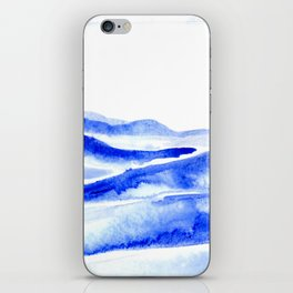 The Blue Ridge iPhone Skin