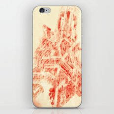 dream window iPhone & iPod Skin
