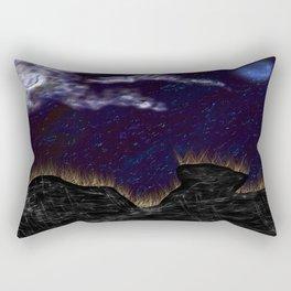 The Dance Through Dreams Rectangular Pillow