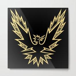 '96 Kanto Thunderbird Metal Print