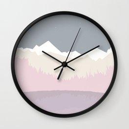 Curious-er. Wall Clock