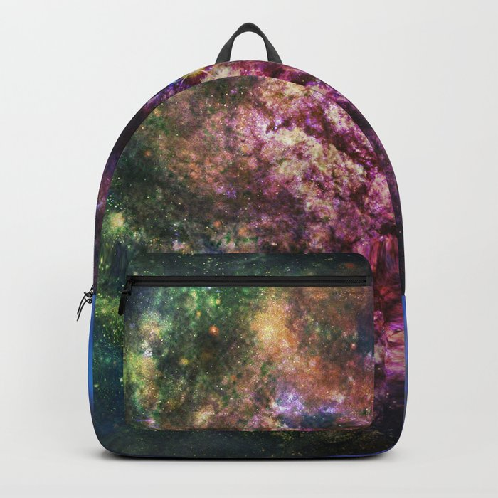 Rainbow Nebula Backpack