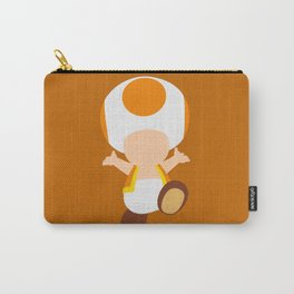Orange Toad (Super Mario) Carry-All Pouch