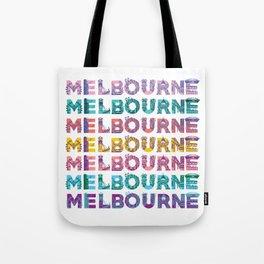 Melbs Tote Bag