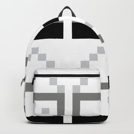 Houses of Squares Backpack