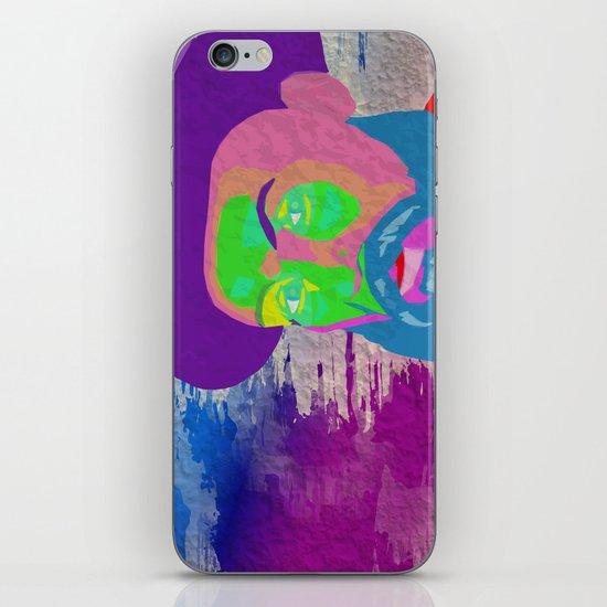 """""""Swing Lo Magellan"""" by Cap Blackard iPhone & iPod Skin"""