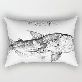dorado ibera Rectangular Pillow