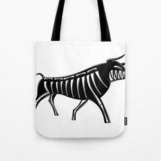XRAY Bull Tote Bag