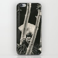 tim burton iPhone & iPod Skins featuring Oyster Boy - tim burton by PaperTigress