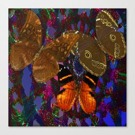 Color in a Colorful World Canvas Print