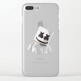 Marshmello Clear iPhone Case