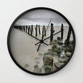 Groyne Wall Clock