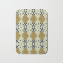 Elegant wallpaper Bath Mat