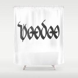 Voodoo Shower Curtain