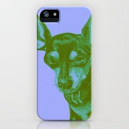 Ziggy (Green) iPhone Case