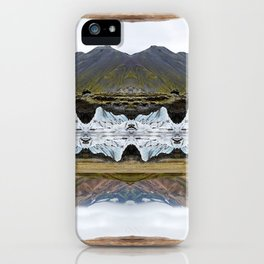 Land of Contrasts iPhone Case