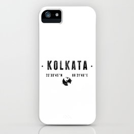 Kolkata iPhone Case
