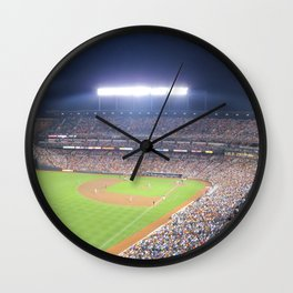 Camden Yards Wall Clock