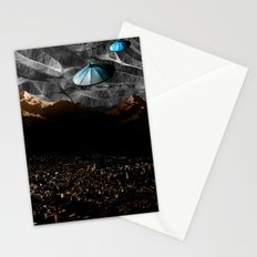 Invasion Stationery Cards
