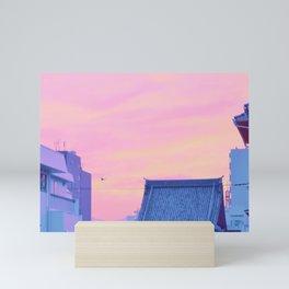 Hiroshima Dusk Mini Art Print