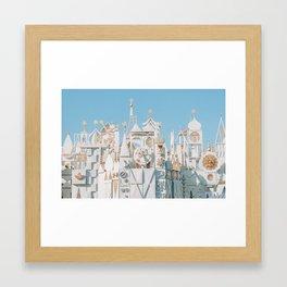 Sun Tower Framed Art Print