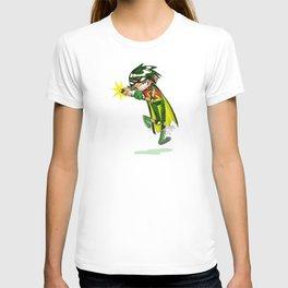 Robin, the Boy Wonder Sketch T-shirt