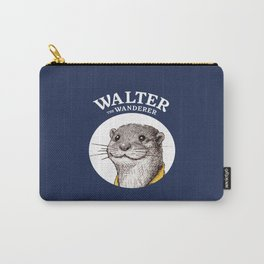 Walter The Wanderer Carry-All Pouch