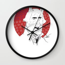 nicdependence day  Wall Clock