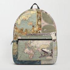 Flight Patterns Backpack