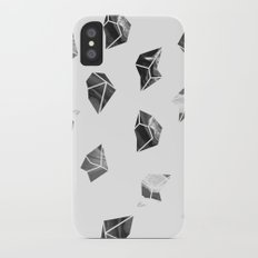 Marble Fragments iPhone X Slim Case