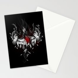 Phoenix from the ashes Stationery Cards