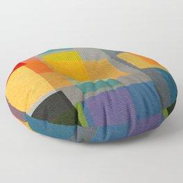 Rhythmic Gymnastics Floor Pillow