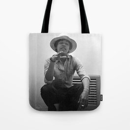 Listen Here You Noob Tote Bag