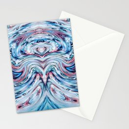 iDeal - PsychicAlien Stationery Cards
