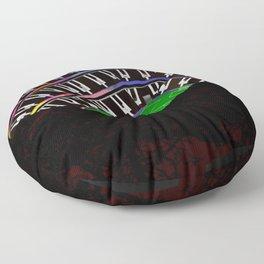 The Kilimanjaro Floor Pillow