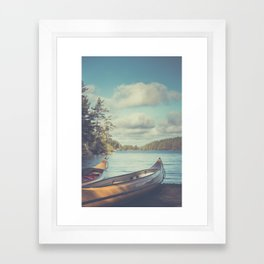 I´ve had dreams about you Framed Art Print